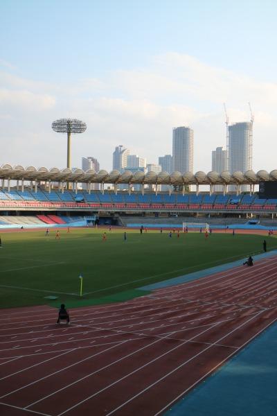 神奈川県中学校サッカー大会 決勝「希望ヶ丘vs千代戦」