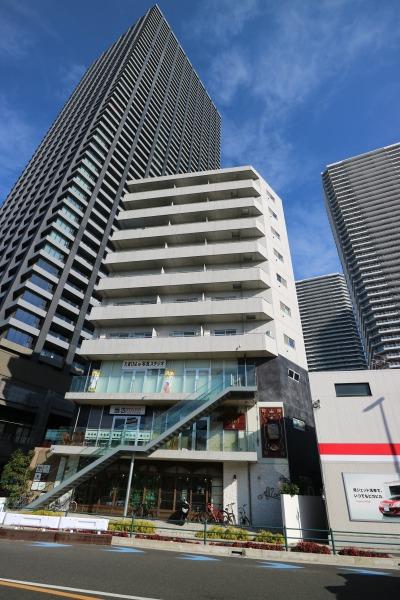 府中街道の商業・住宅複合ビル「Prima SK 武蔵小杉」