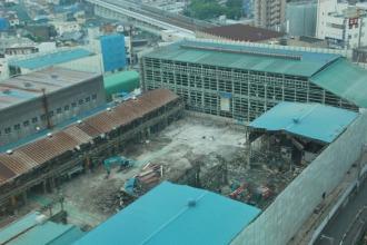 東京機械製作所玉川製造所第一工場(7月27日)