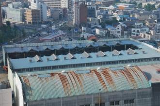 東京機械製作所玉川製造所第二工場(7月25日)