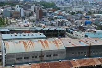東京機械製作所玉川製造所第二工場(7月29日)