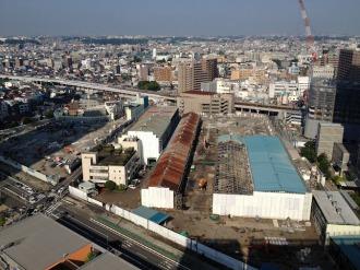 東京機械製作所玉川製造所(8月7日)