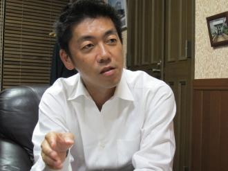 田中伸一理事長