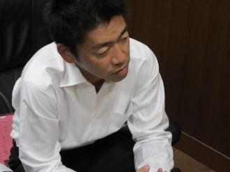 田中理事長