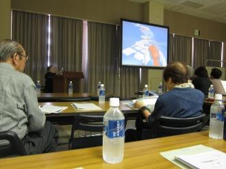 川崎市債セミナーが開催された中原区役所