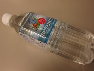 「生田の天然水 恵水」の新パッケージ