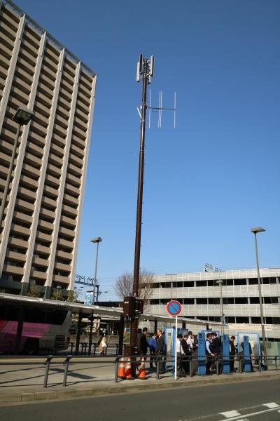 完成後の防災行政無線受信設備