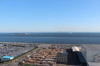 臨海部の工業地帯