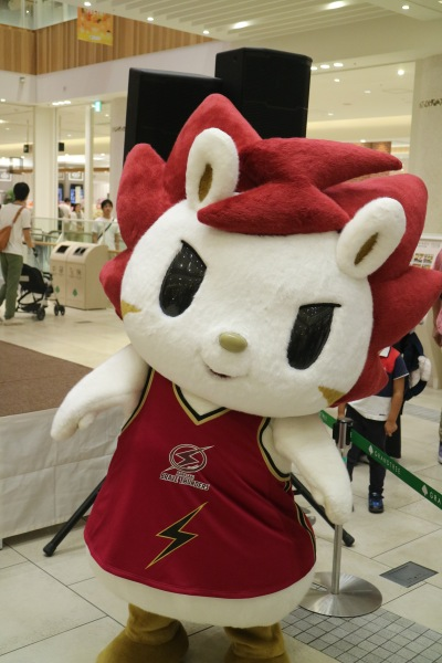 マスコットキャラクター「ロウル」