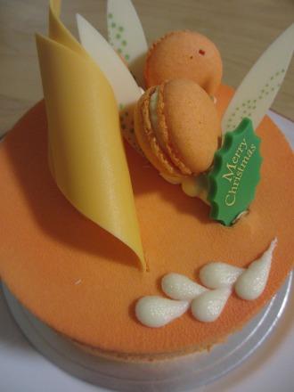 レアチーズケーキ「クリュ」