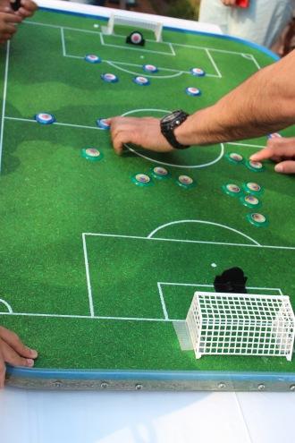 サッカーゲーム「フットメザ」