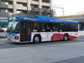 川崎市バス60周年記念号