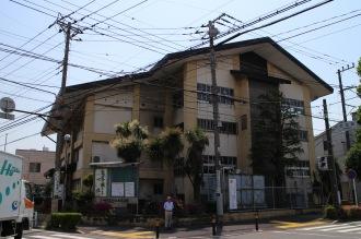 「石川記念武道館」