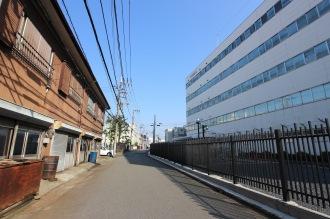 キヤノン玉川事業所と町工場
