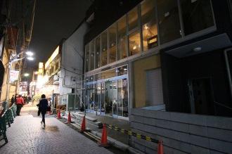 旧増田屋のビル