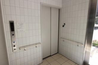 A棟の授乳室