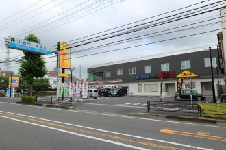 2013年12月5日オープン「すし銚子丸川崎中原店」オープン