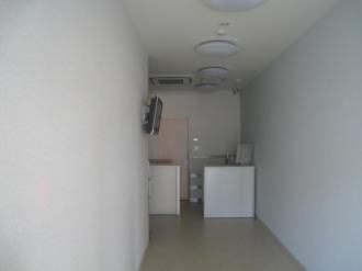 調剤薬局の内部