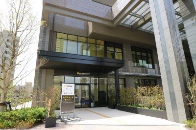 シティタワー武蔵小杉1~2階の商業施設