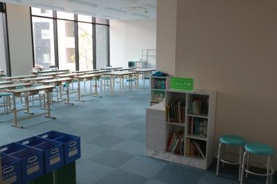 「I」区画の「公文式シティタワー教室」
