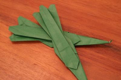 「のらぼう菜の緑」