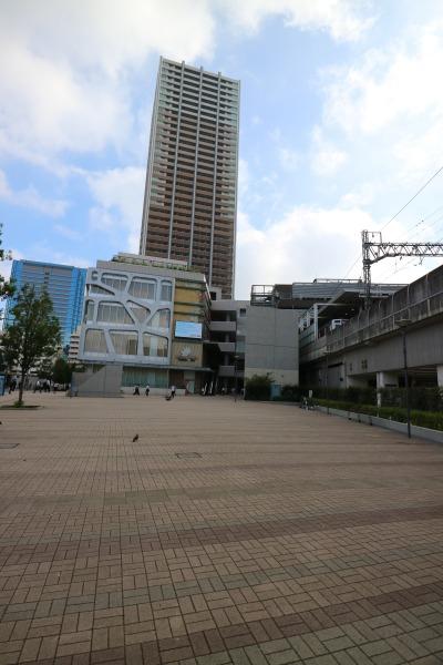 武蔵小杉駅南口のこすぎコアパーク