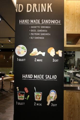 「HAND MAID」のコンセプト