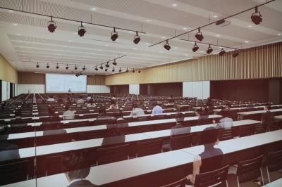 コンベンションセンターのイメージパース