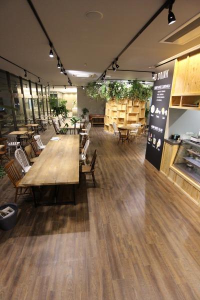 現在の「COSUGI CAFE」