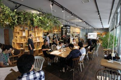 「COSUGI CAFE」で開催された「コスギソン」