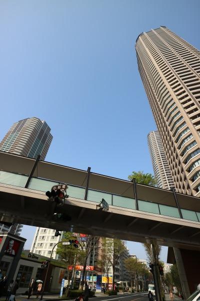 再開発が進む武蔵小杉駅北口地区