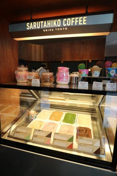 アイスクリームカウンター