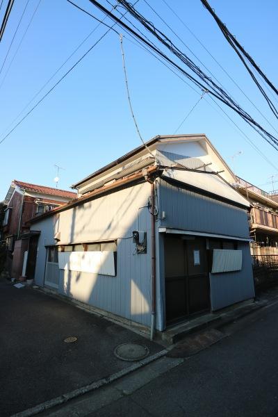ブックカフェ「COYAMA」のオープン予定地