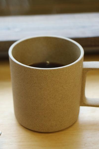 SHIBACOFFEEの豆によるコーヒー
