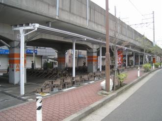 昨年保育所整備計画が持ち上がった「武蔵小杉第一駐輪場」