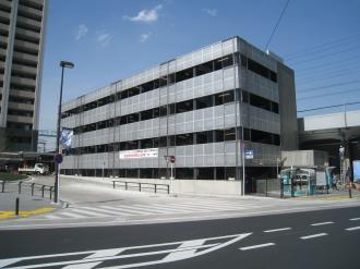 JR武蔵小杉駅自転車等第3駐車場