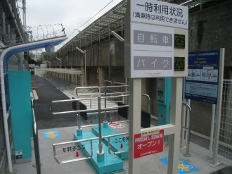 機械式ゲート