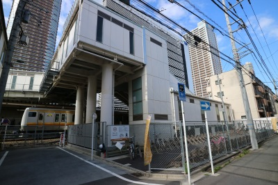 JR武蔵小杉駅北口駐輪場