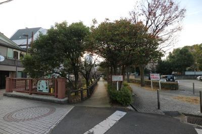 北側の「松尾橋」