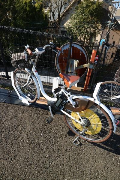 「ハローサイクリング」のシェアサイクル