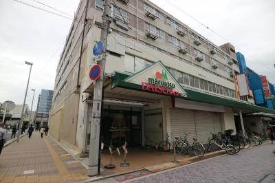 閉店後の「ダイソーマルエツ小杉店」