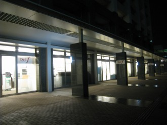 オープン準備中のデリド武蔵小杉店