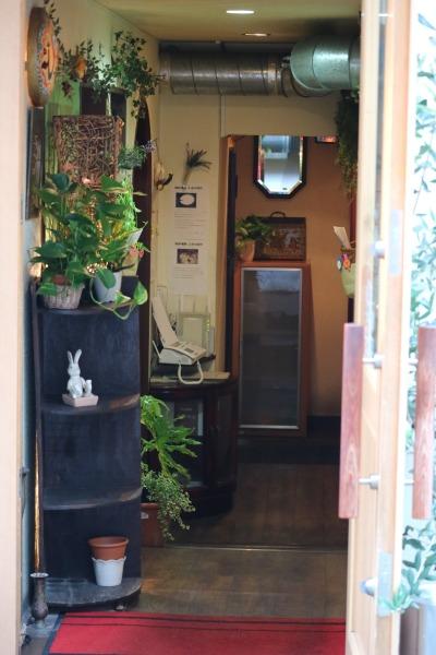 「パンジャビダバ」の入口