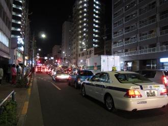 中原街道(東京都内)