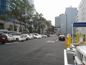 タイムズ武蔵小杉駅前運用当時のエルシィ跡地