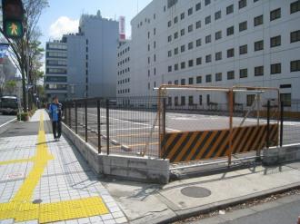 ホテル・ザ・エルシィ(タイムズ武蔵小杉駅前)跡地