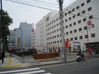 システムパーク武蔵小杉駅前駐車場