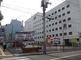 NEC小杉ビルとホテル・ザ・エルシィ跡地
