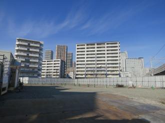 JR東海の社宅跡地(解体完了)