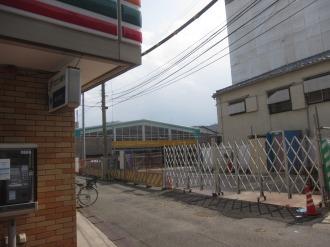 フィットケアデポ上小田中店のオープン予定地